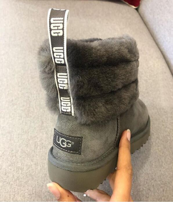 Image of UGG Women Casual Half Boots Trending Shoes
