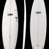 Channel Islands MSG 6'10 x 19 1/8 x 2 1/2 Surfboard (fins included)...