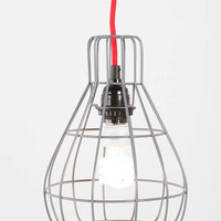 Caged Pendant Light - Urban Outfitters