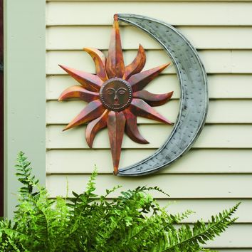 Sun and Moon Wall Hanging - Happy Gardens
