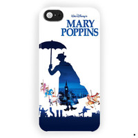 Mary Poppins Disney Film Movie For iPhone 5 / 5S / 5C Case