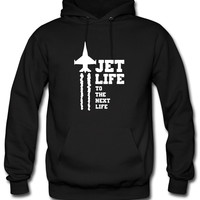 Jet Life to the life Hoodie