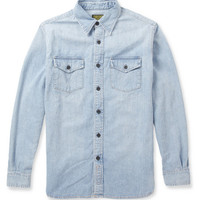 Jean Shop - Washed-Denim Shirt | MR PORTER
