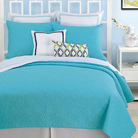 Trina Turk Bedding, Santorini Turquoise Collection - Bedding Collections - Bed & Bath - Macy's