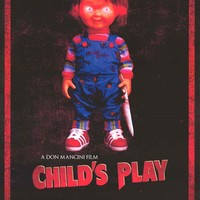 Child's Play Horror Movie Poster 24x36