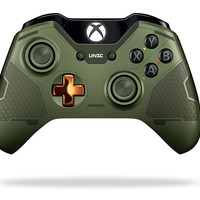 Xbox One Halo 5 Guardians Master Chief Wireless Controller (Pre-owned)