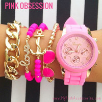 Pink Obsession | Posh Accessories