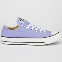 Converse Chuck Taylor All Star Low Womens Shoes Lavender Glow  In Sizes