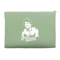 st. patrick swayze day Accessory Pouches