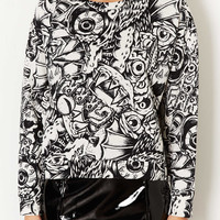 Monster Sweat - New In This Week - New In - Topshop