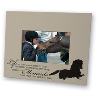 By The Moments Frame I Wild Horsefeathers Horse Gifts-Wild Horsefeathers