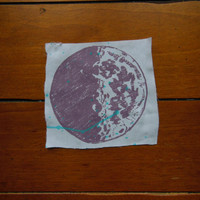 Moon patch constellation big dipper glow in the dark
