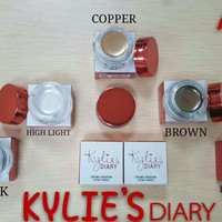 Kylie valentine creak Eye Shadow [11405534671]