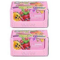 Shopkins Season 4 Bundle: 2 Blind Baskets with 2 Shopkins Each