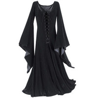Witching Hour Dress - Women's Clothing & Symbolic Jewelry – Sexy, Fantasy, Romantic Fashions