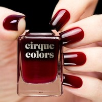 Cirque Rothko Red Nail Polish (The Maison Collection)