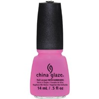 China Glaze Nail Lacquer, Bottoms Up, 0.5 Fluid Ounce