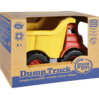 Dump Truck - Red/Yellow