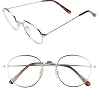 BP. 50mm Round Fashion Glasses | Nordstrom