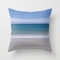 mare 017 Throw Pillow by Steffi~findsFUNDSTUECKE