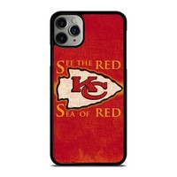 KANSAS CITY CHIEFS NFL iPhone Case Cover