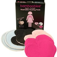 Multi-Pack Bamboobies Nursing Pads