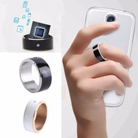Smart Finger Ring for Android Bluetooth