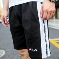 FILA shorts for men and women sporting breathable casual beach pants F-Great Me Store