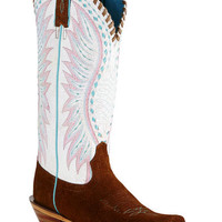 Ariat Women's Brown Dervy Boots - Square Toe