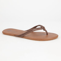 Volcom Forever 2 Sandals Brown  In Sizes