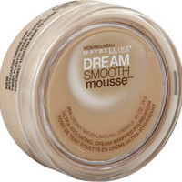 Maybelline Dream Smooth Mousse Foundation Creamy Natural 200 - CVS pharmacy