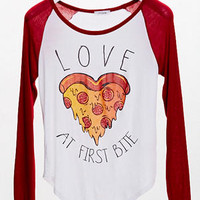 love at first bite tee
