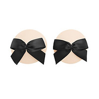 Patent Leather Bow Nipplets