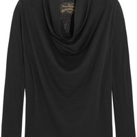 Vivienne Westwood Anglomania - Fold wool top
