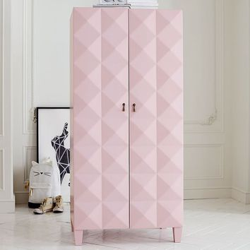 The Emily & Meritt Pyramid Stud Armoire