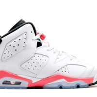 Jordan 6 White Infrared Retro (GS)
