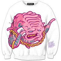 Meatwad From the Hood Crewneck