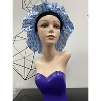 Blue Dior Bonnet