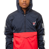 The Triple Jump Jacket in Navy