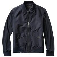 Banana Republic Mens Factory Bomber Jacket