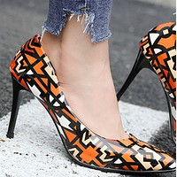 Hot style pointed, shallow, high-heeled, narrow heel shoes for women SHOES