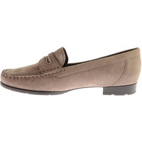 ARA Womens Nikki Leather Casual Loafers