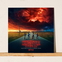 Various Artists Stranger Things: Music from the Netflix Original Series Limited 2XLP | Urban Outfitters