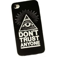 Eye Totem Hard Cover Case for Iphone 4/4s