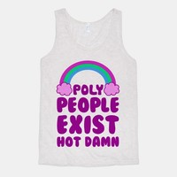 Poly People Exist, Hot Damn (Polysexual)