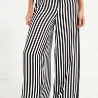 UO High-Rise Striped Pant | Urban Outfitters