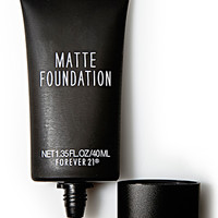 LOVE 21 Matte Foundation