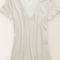 Aerie Women's V-neck Best T