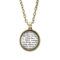 Fearless Definition Necklace
