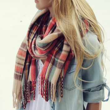 The Alps Scarf